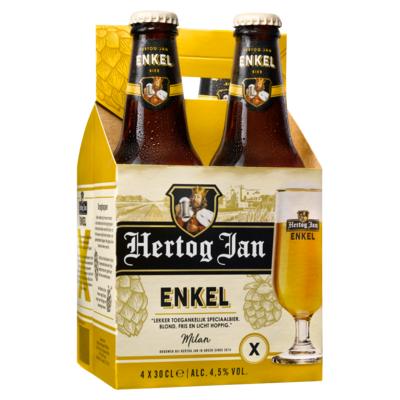 Hertog Jan Enkel Flessen 4 x 30 cl