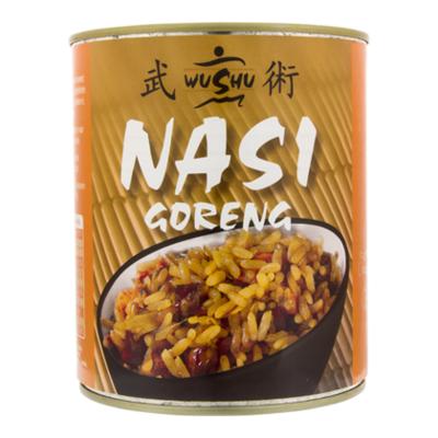 wushu Nasi Goreng