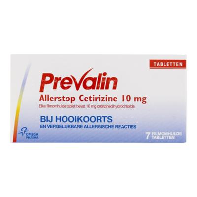Prevalin Allerstop 10 mg