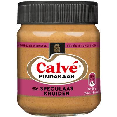 Calvé Pindakaas speculaas