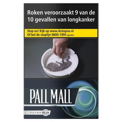 Pall Mall sigaretten alpine L