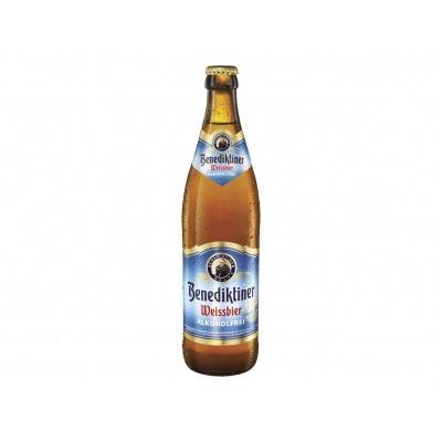 Benediktiner Weissbier alcoholvrij