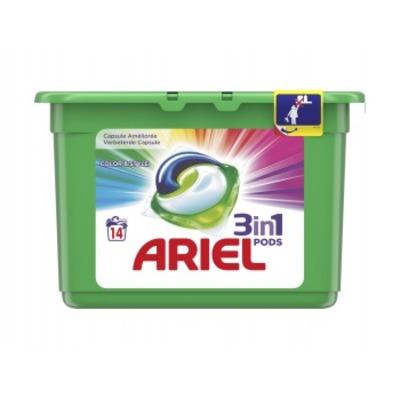 Ariel 3 in 1 pods color