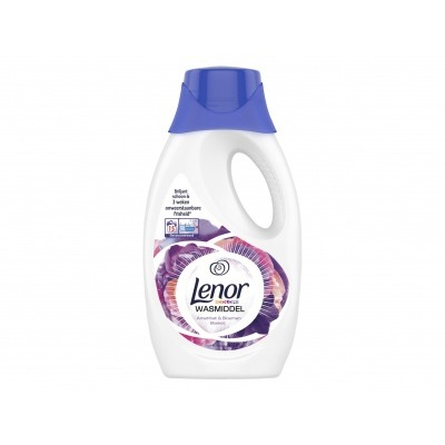 Lenor 3 in 1 pods amethist & bloemen