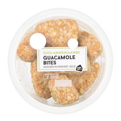 Huismerk Guacamole bites