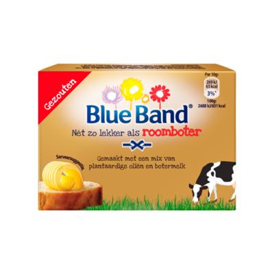 Blue Band Roomboter Gezouten