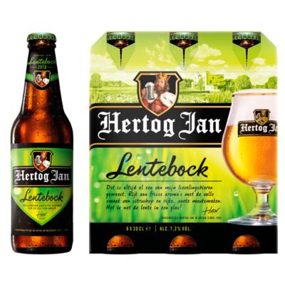 Hertog Jan Lentebock Flessen