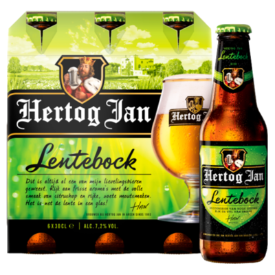 Hertog Jan Lentebok