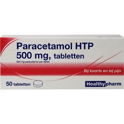 Healthy paracetamol tabletten 500 mg