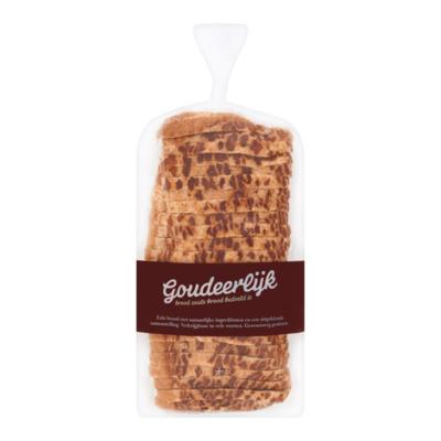 Huismerk Goudeerlijk Boeren Tarwe Tijgerbrood (Vers ingevroren)