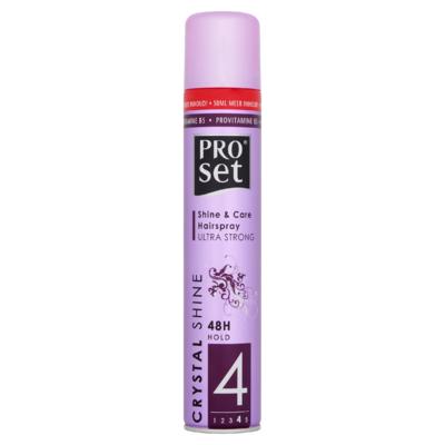 ProSet Crystal Shine Hairspray 300 ml