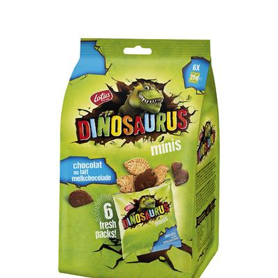 Lotus Mini Dino's Chocolade