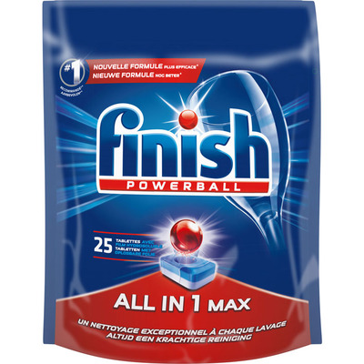 Finish Afwastabletten powerball all-in-1