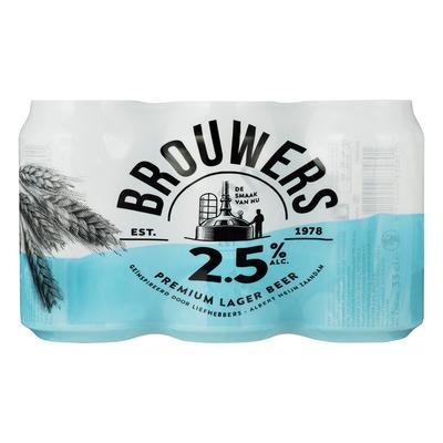 Brouwers 2.5%