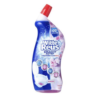 Witte Reus Kracht actief wc gel bloesem