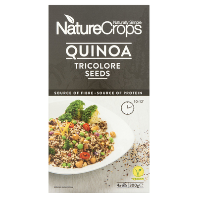 Naturecrops Quinoa Zaden Tricolore