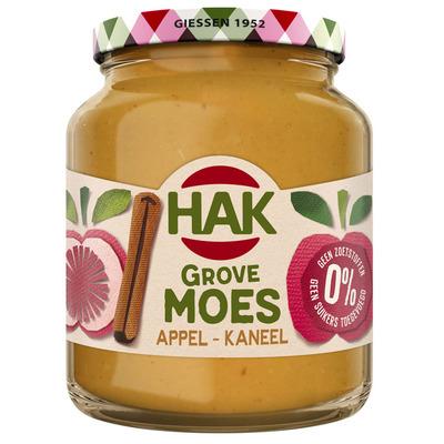 Hak Grove moes appel kaneel 0%