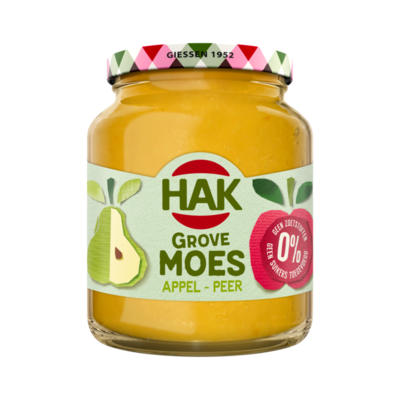 Hak Grove Moes Appel - Peer 0%