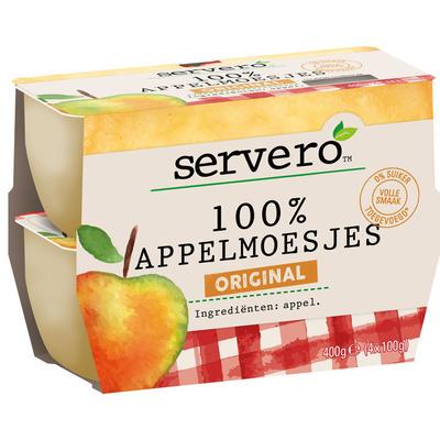 Servero Appelmoesjes geen suiker toegevoegd