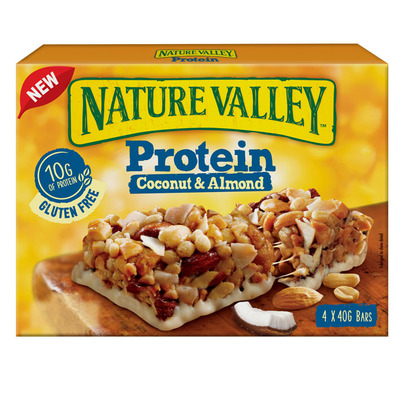 Nature Valley Protein kokos & amandelen