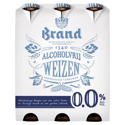 Brand Weizen 0.0%