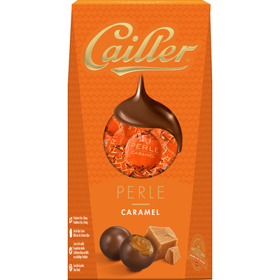 Cailler Pearl caramel
