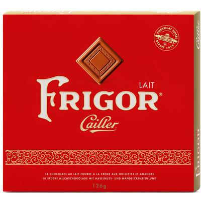 Cailler Frigor milk