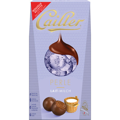 Cailler Pearl milk