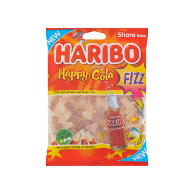 Haribo Happy-Cola F!ZZ Share Size