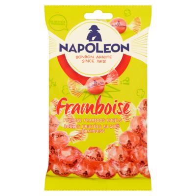 Napoleon Fruitige Framboos Kogels 200 g