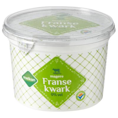 magere franse kwark