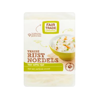 Fair Trade Original Rijstnoedels van Witte Rijst