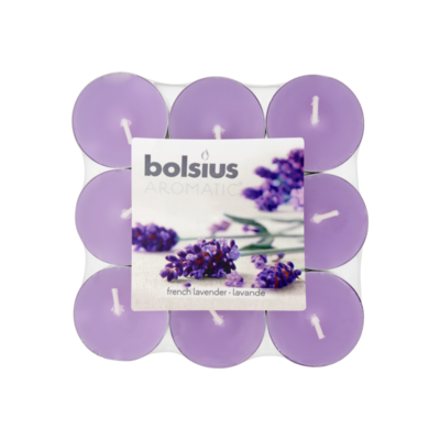 Bolsius Aromatic Geurtheelichten French Lavender