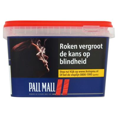 Pall Mall Red VT Mega Myo 202,50 g