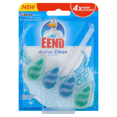 WC-Eend Active Clean Marine 38,6 g