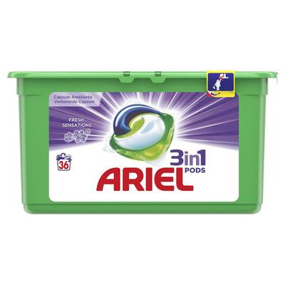 Ariel 3in1 Pods fresh sensation purple