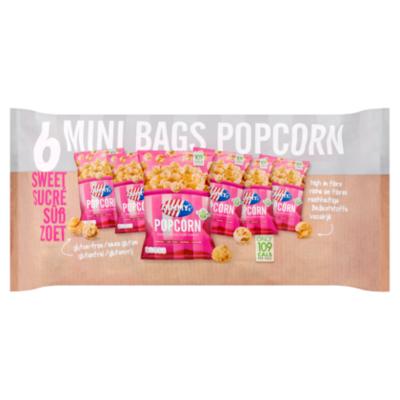 Jimmy's Popcorn Zoet multipack