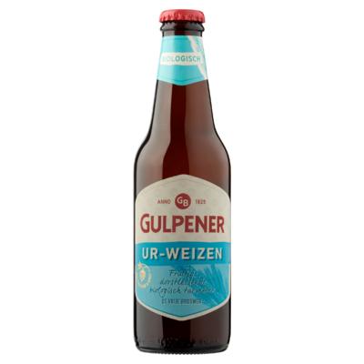 Gulpener Ur-Weizen Biologisch Tarwebier Fles 30 cl