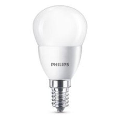 Philips LED kogellamp 25W E14