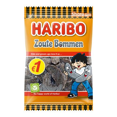 Haribo Zoute bommen