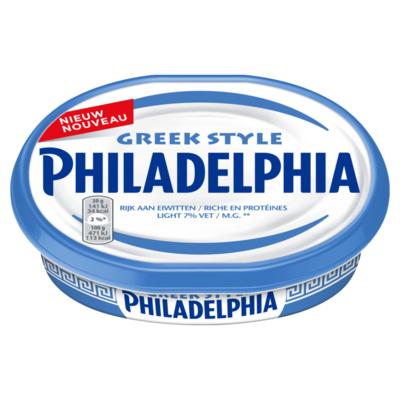 Philadelphia Roomkaas Greek Style