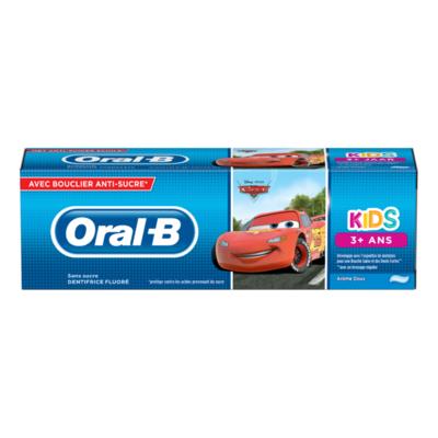 Oral-B Kinder Frozen / Cars Tandpasta's ,