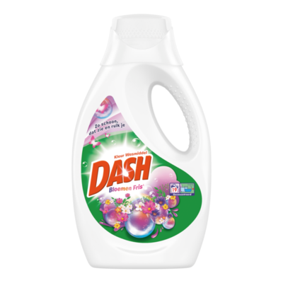 Dash Kleur Vloeibaar Wasmiddel 1,045 L 19x Prachtige Kleuren