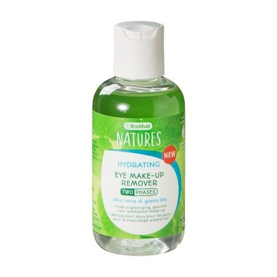 Kruidvat Natures Hydrating Eye Make-up Remover