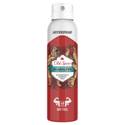 Old Spice Bearglove Anti-transpirant Deodorant Spray