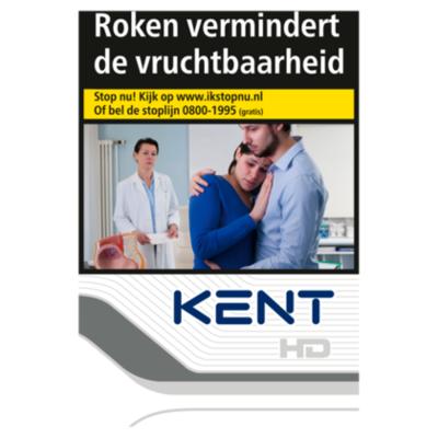 Kent Sigaretten silver