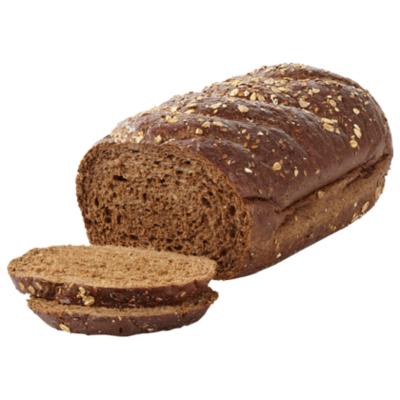 Huismerk KL Vloerbrood extra donker heel
