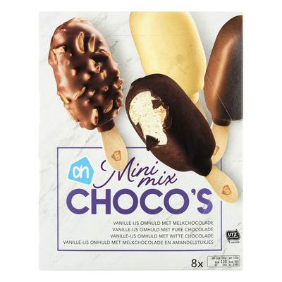 Huismerk Choco's mini mix