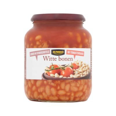 Huismerk Witte Bonen in Tomatensaus