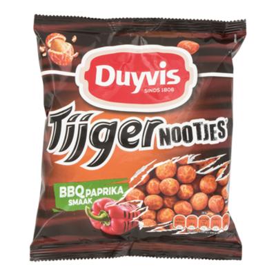 Duyvis Tijgernootjes bbq-paprika